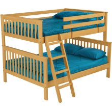 Bunkbed, Double over Queen, Tall