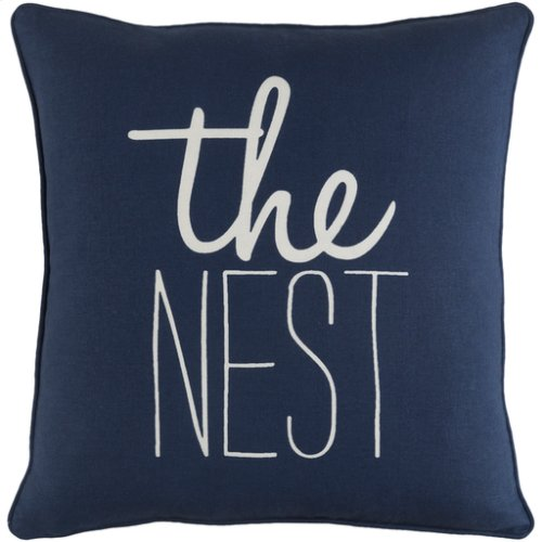 "Glyph GLYP-7108 18"" x 18"" Pillow Shell with Polyester Insert"