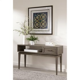 Vogue - Console Table - Gray Wash Finish