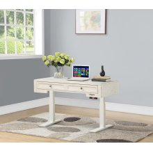 Hilton 48 in. Power Lift Desk (from 29 1/2 in. to 55 in.)