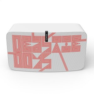 SonosWhite- Sonos Play:5 Beastie Boys Edition