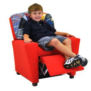 KIDZ WORLD 1300 Spider Man Youth Recliner