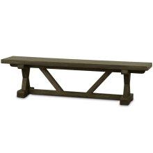 Riverwalk Dining Bench (18 x 72 x 13)