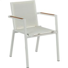 Essentials Dining James Stckable Dining Chairs