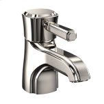 TotoGuinevere Single Handle Lavatory Faucet, 1.5 GPM - Polished Nickel