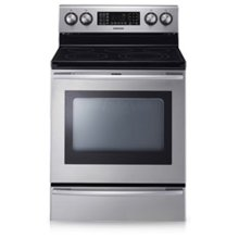 Electric Convection Range