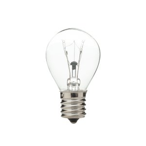 Clear Oven Light Bulb Electrolux Logo