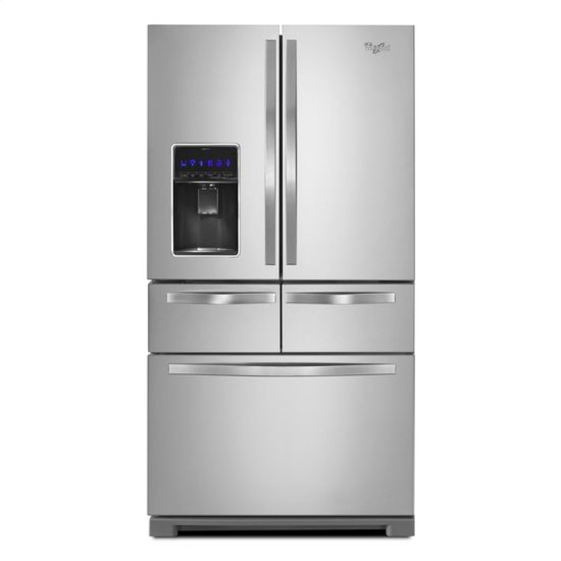 Wrv976fdem In Monochromatic Stainless Steel By Whirlpool In Tampa