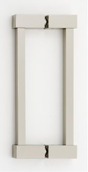 Contemporary II Back-to-Back Pull G718-6 - Polished Nickel
