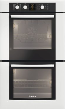 """30"""" Double Wall Oven 500 Series White HBL5620UC DISCONTINUED"""