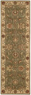 LIVING TREASURES LI04 GRE RUNNER 2'6'' x 8'