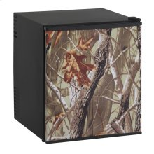 1.7 CF Refrigerator with Camouflage Wrapped Door