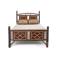 Yosemite Hickory Bed - 91440 - Queen Bed (complete)