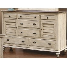 CF-2300 Bedroom  7 Drawer Dresser