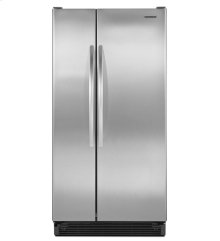 KitchenAid® 21.7 Cu. Ft. Standard-Depth Side-by-Side Refrigerator - Stainless Steel