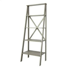 Hawthorne Estate White Wash Angled Etagere