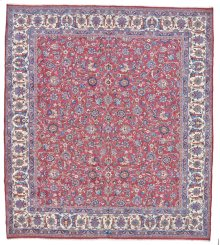 "PERSIAN 000033168 IN RED IVORY 11'-3"" x 12'-7"""