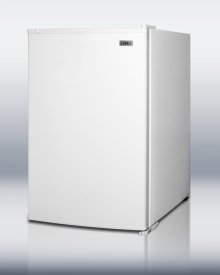 Slim counter height household all-freezer with 5 cu.ft. capacity; replaces FS56