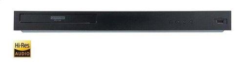 4K Ultra-HD Blu-ray Disc Player