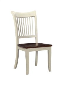 Jefferson Slat Back Side Chair