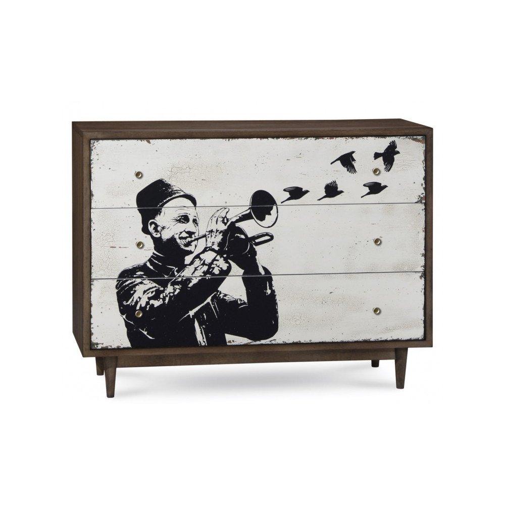 Epicenters Williamsburg Single Dresser