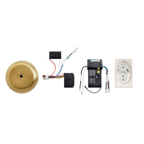 CoolTouch Reversible Conversion Handheld Control System 3R200 Natural Brass