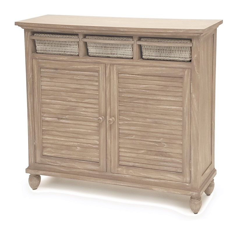 Genial Entry Cabinets With Baskets