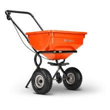 Push Lawn Spreader
