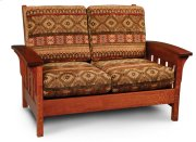 Morris Loveseat, Fabric Cushion Seat Product Image
