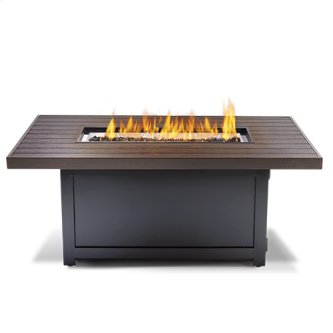 Muskoka Rectangle Patioflame(R) Table