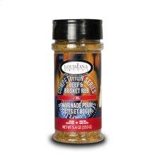 Louisiana Grills Spices & Rubs - 5 oz Beef & Brisket Rub