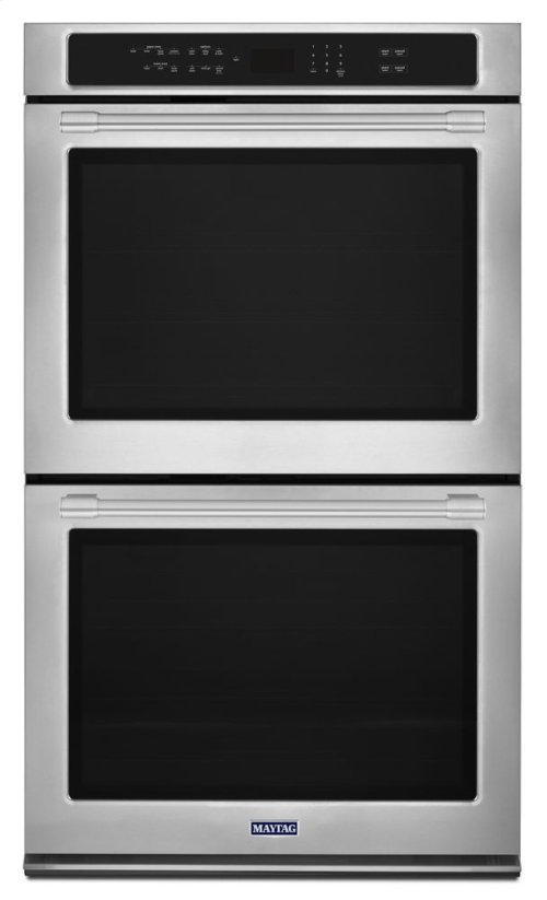 30-INCH WIDE DOUBLE WALL OVEN WITH TRUE CONVECTION - 10.0 CU. FT. **OPEN BOX ITEM**Ankeny Location