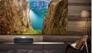 """100"""" class L10 series - 4K Ultra HD Smart Dual Color Laser TV with HDR Product Image"""
