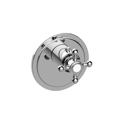 Canterbury M-Series Thermostatic Valve Trim with Handle