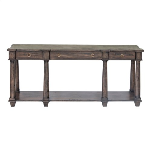 Colonnade Console Table