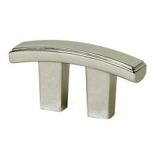 Arch Pull A418 - Satin Nickel