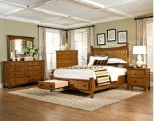 Pasadena Revival Queen Storage Bed
