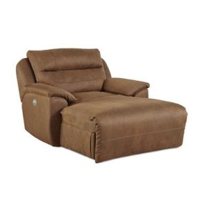 Power Headrest Armless Recliner