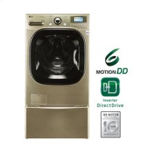 4.2 cu.ft. Ultra-Large Capacity SteamWasher™ with Color LCD Display and Touch Buttons