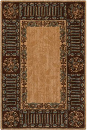 VALLENCIERRE VA27 BGE RECTANGLE RUG 2' x 3'