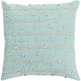 """Accretion ACT-001 22"""" x 22"""" Pillow Shell with Down Insert"""
