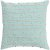 "Additional Accretion ACT-001 20"" x 20"" Pillow Shell with Polyester Insert"