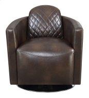 Emerald Home Dundee Swivel Chair Brown U3515-04-15