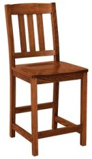Old Mission Bar Chair Product Image