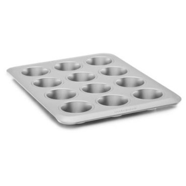 Nonstick 12-Cavity Regular Sized Muffin Pan - Other