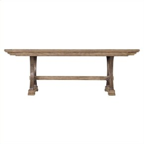 Resort - Shelter Bay Table In Weathered Pier