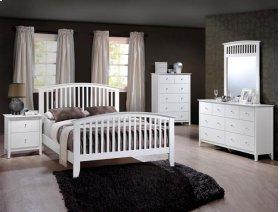 Lawson Dresser White