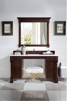 "Brookfield 60"" Single Bathroom Vanity ADA"
