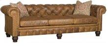 Empire Leather Sofa