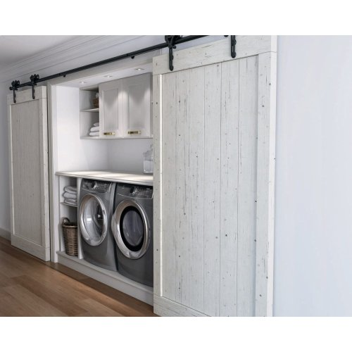 Front Load Perfect Steam Electric Dryer with Instant Refresh and 9 cycles -  8 0 Cu  Ft